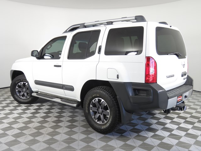 Used 2015 Nissan Xterra PRO-4X