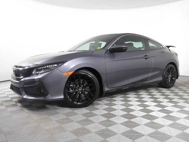 2020 Honda Civic Coupe Si