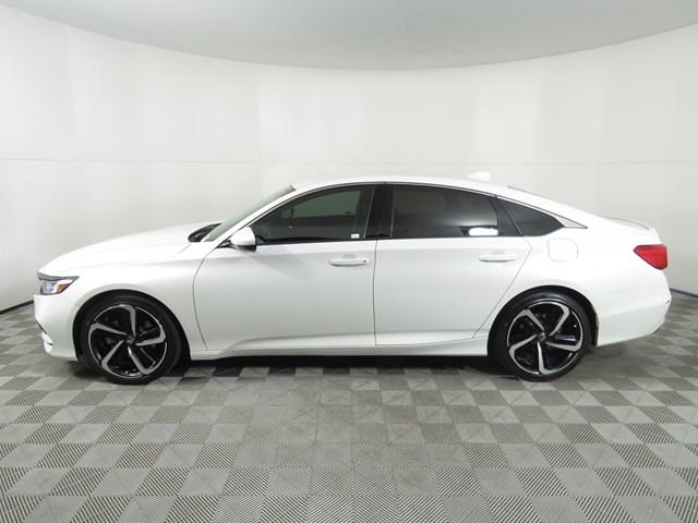 2019 Honda Accord Sport