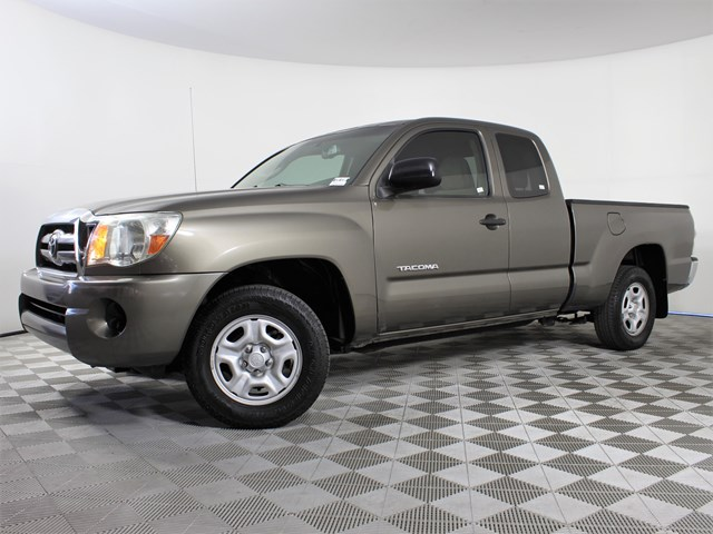 2010 Toyota Tacoma Extended Cab