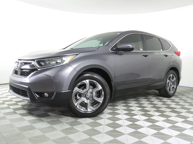 Certified Pre-Owned 2018 Honda CR-V EX