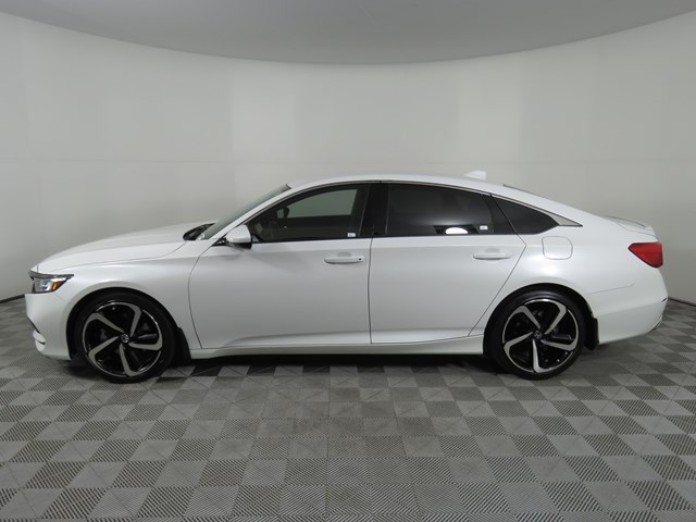 Used 2018 Honda Accord Sport