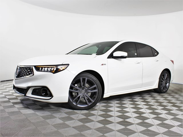 Used 2018 Acura TLX w/Tech w/A-SPEC