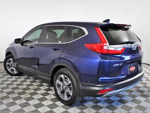Used 2018 Honda CR-V EX-L w/Navi