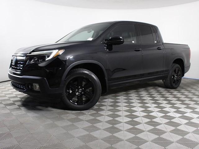 2019 Honda Ridgeline Black Edition Crew Cab