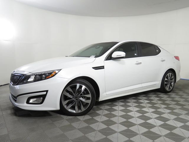 Used 2015 Kia Optima SX