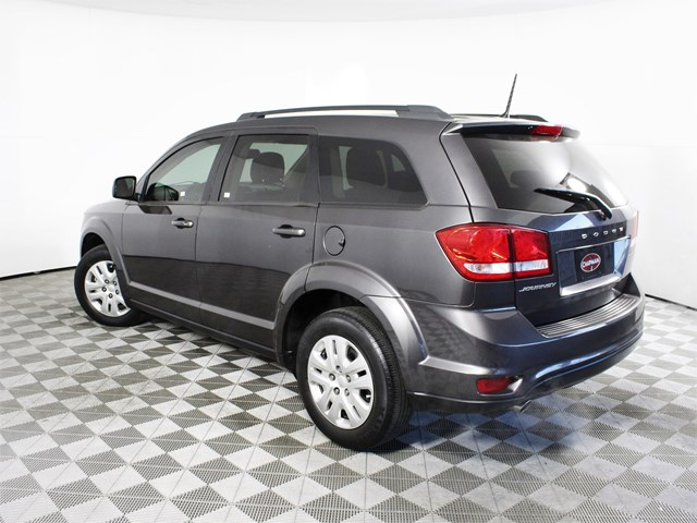 2018 Dodge Journey Value Package