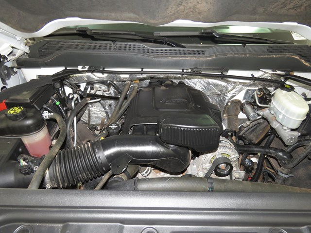 2016 Chevrolet Silverado 2500HD LT Extended Cab