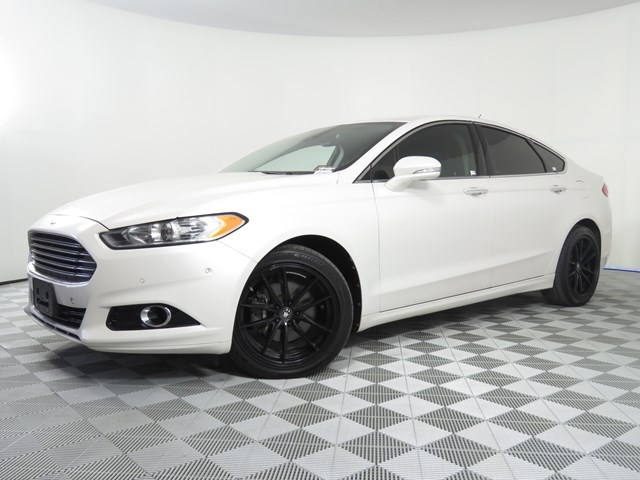 Used 2013 Ford Fusion Titanium