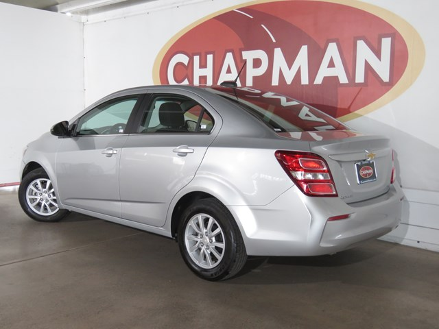 Used 2018 Chevrolet Sonic LT