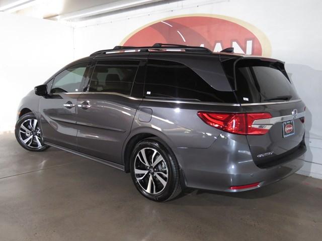 2020 Honda Odyssey Elite