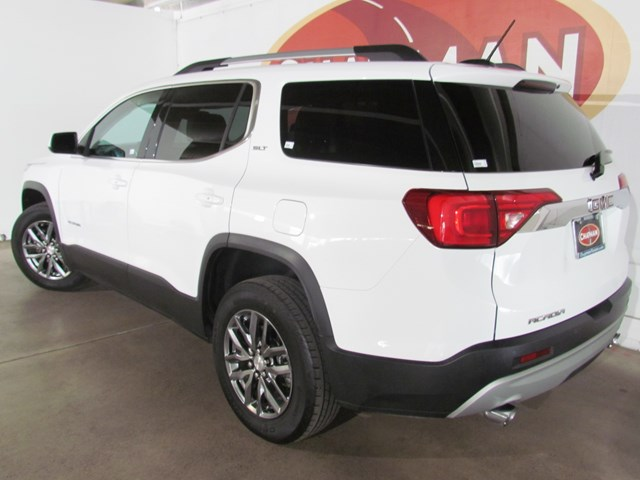 Used 2019 GMC Acadia SLT