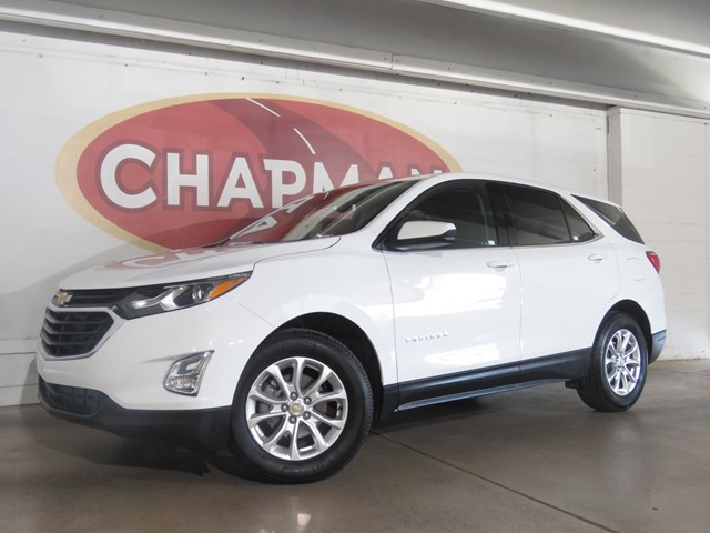 Used 2020 Chevrolet Equinox LT