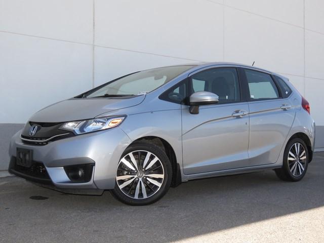 2017 Honda Fit EX