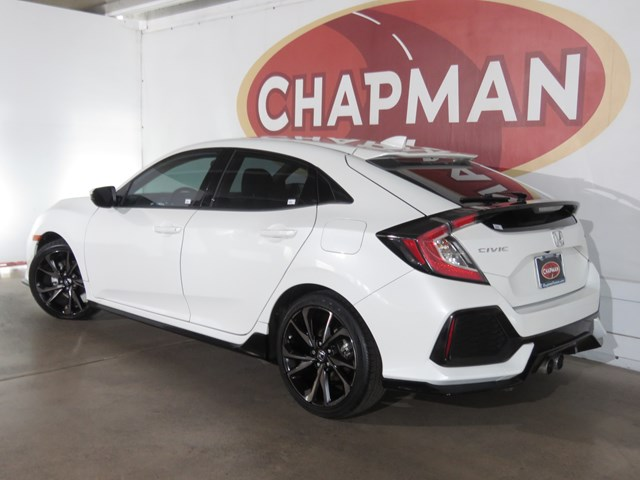 2017 Honda Civic Sport