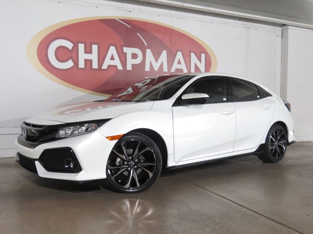Used 2017 Honda Civic Sport