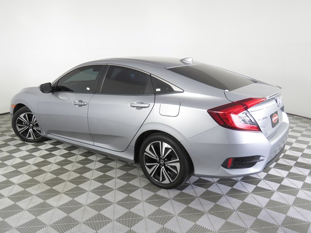 Used 2017 Honda Civic EX-T
