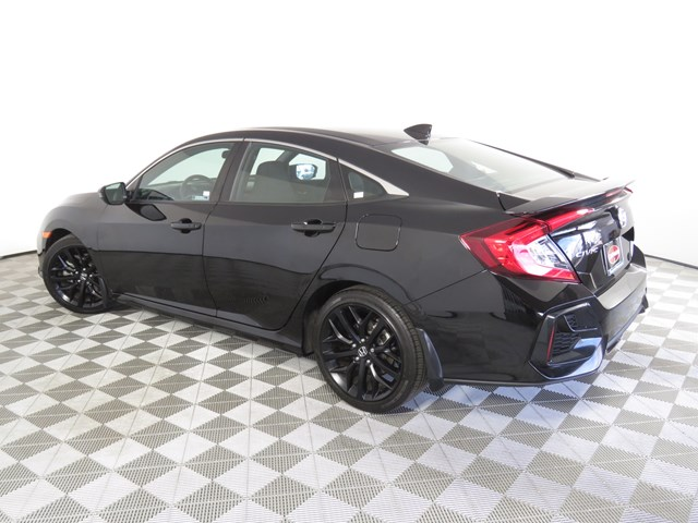 Certified Pre-Owned 2020 Honda Civic Si
