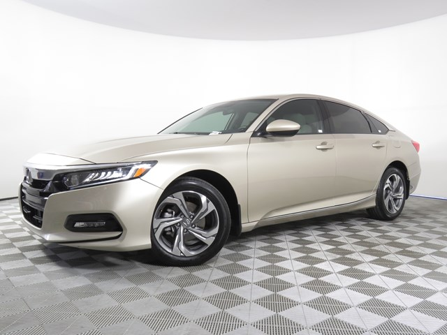 Used 2018 Honda Accord EX