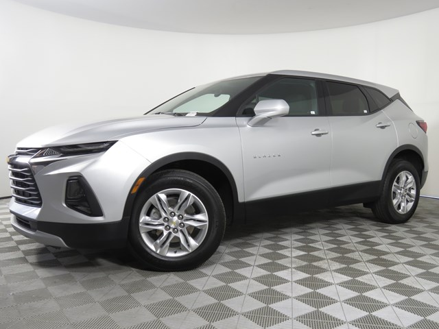 Used 2020 Chevrolet Blazer LT