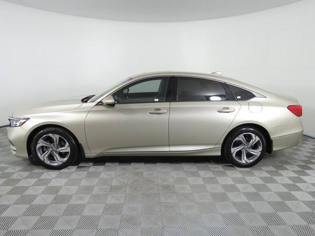 Used 2018 Honda Accord EX