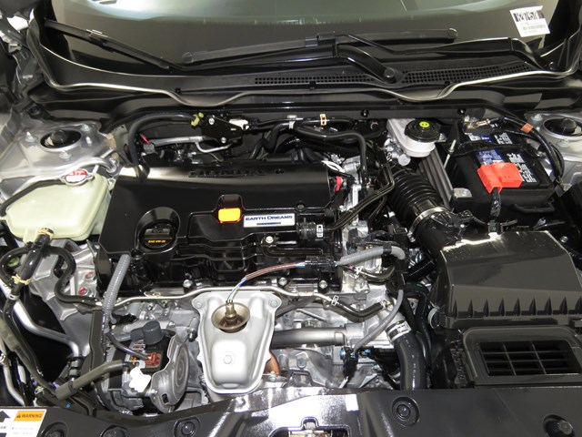 Used 2019 Honda Civic Sport