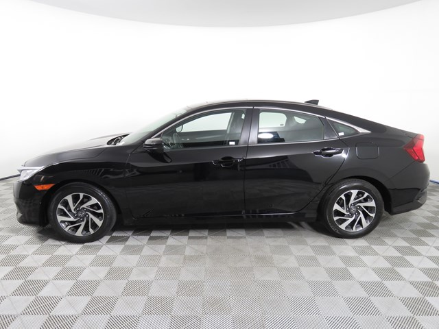 Used 2017 Honda Civic EX