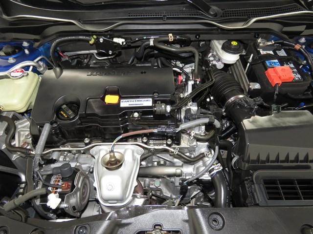2016 Honda Civic LX