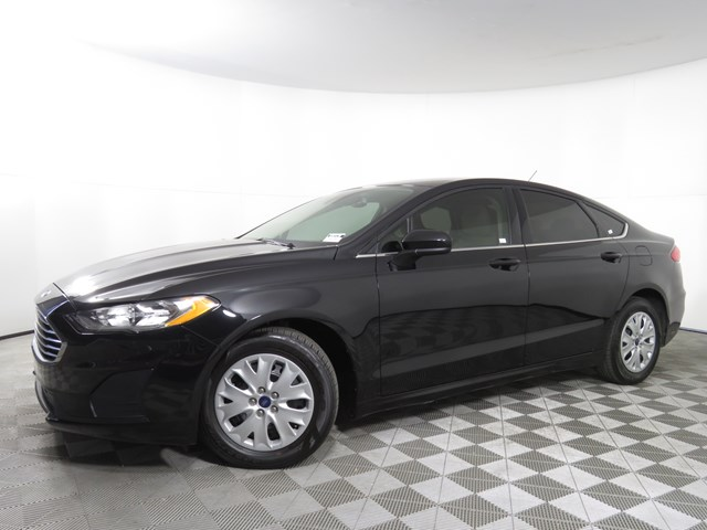 Used 2019 Ford Fusion S