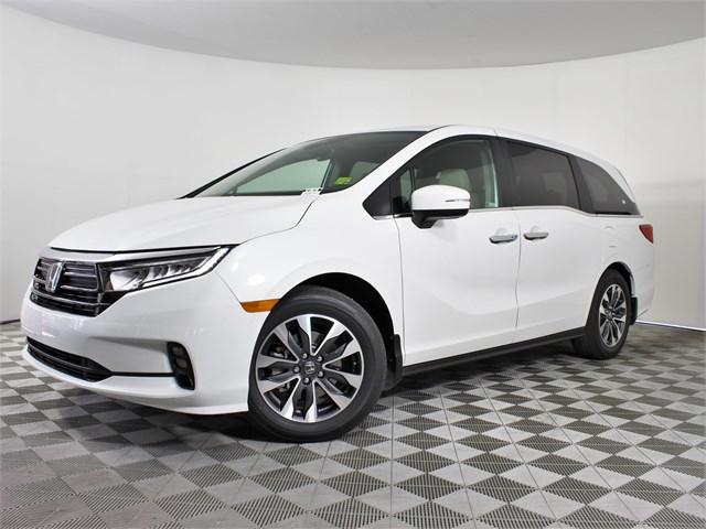 2021 Honda Odyssey EX-L