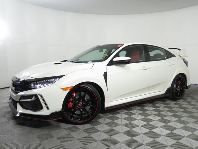 2021 Honda Civic Hatchback Type R