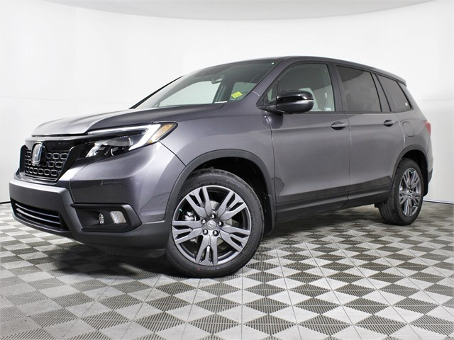 2021 Honda Passport EX-L