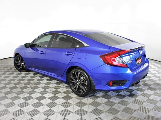 Certified Pre-Owned 2019 Honda Civic Sport