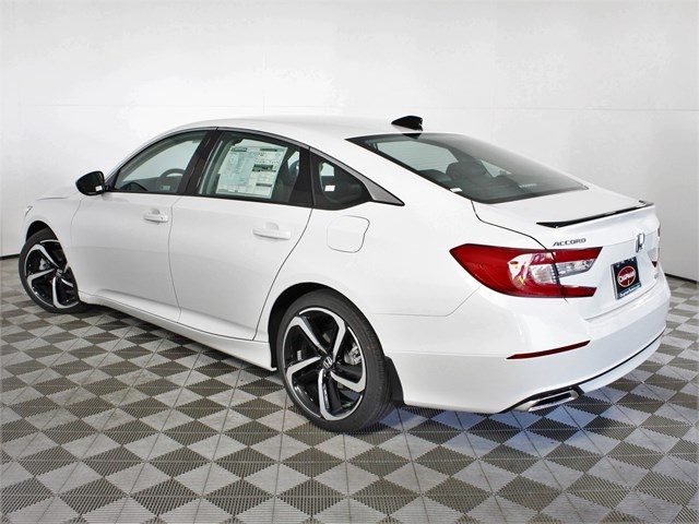 2021 Honda Accord Sedan Sport Special Edition