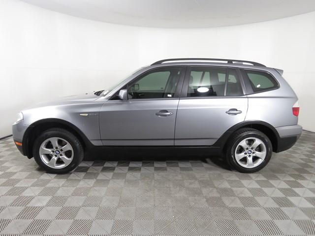 Used 2007 BMW X3 3.0si