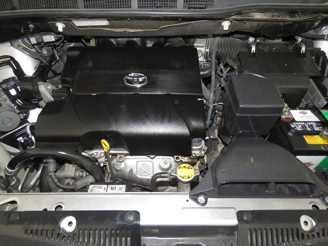 2011 Toyota Sienna SE 8-Passenger