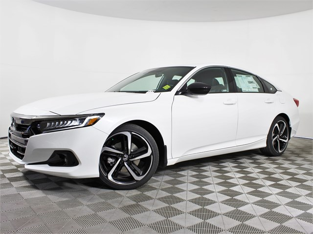 2021 Honda Accord Sedan Sport 1.5T