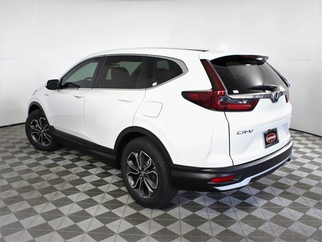 2021 Honda CR-V Hybrid EX-L