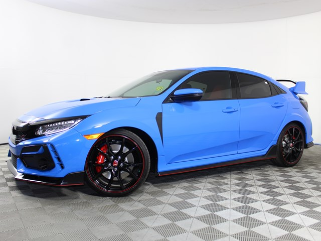 2021 Honda Civic Hatchback Type R