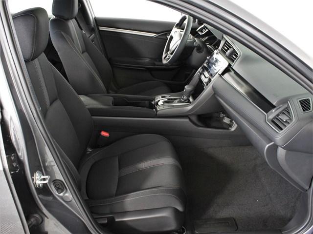 2021 Honda Civic Hatchback EX