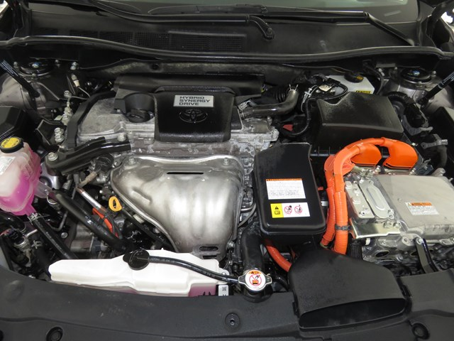 Used 2017 Toyota Camry Hybrid LE