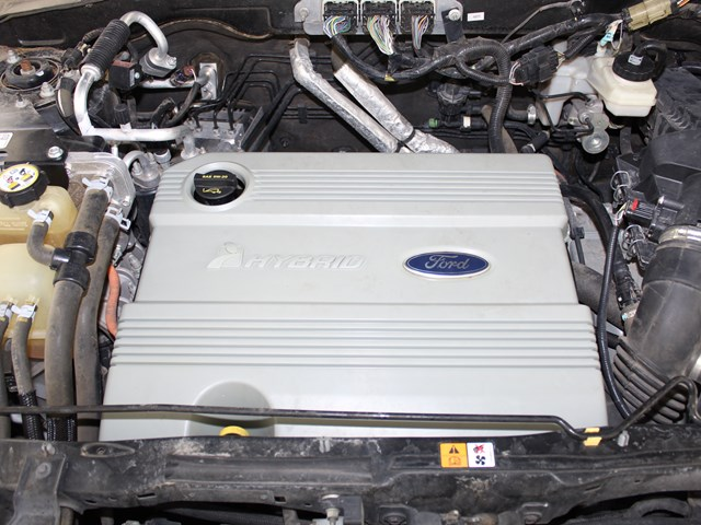 Used 2008 Ford Escape Hybrid