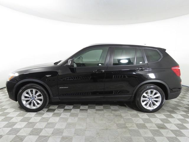 Used 2016 BMW X3 xDrive28d