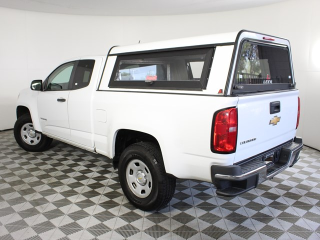 Used 2015 Chevrolet Colorado Extended Cab