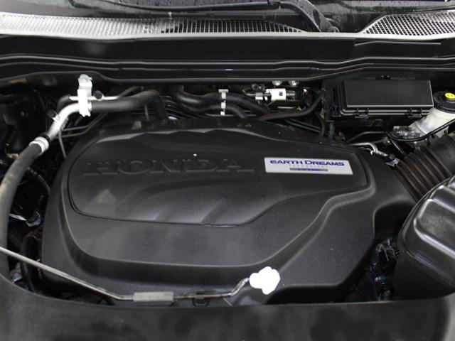 2017 Honda Ridgeline Black Edition Crew Cab