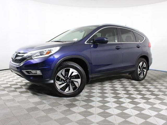 Used 2016 Honda CR-V Touring