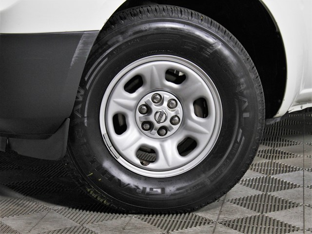 2014 Nissan Frontier S Extended Cab