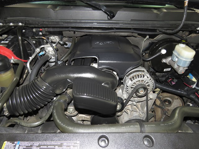2009 Chevrolet Silverado 1500 LT Extended Cab