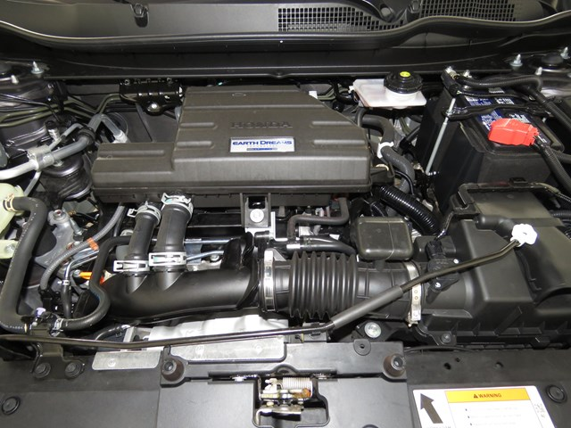 Used 2018 Honda CR-V Touring