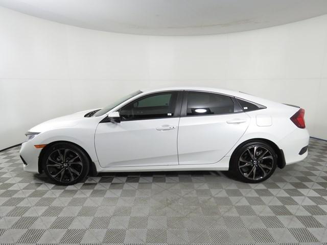 2021 Honda Civic Sport